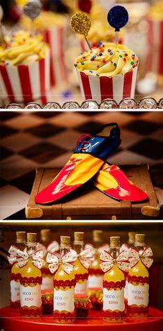 Festa Grande circo do Murilo por Marcia Colonese Personal Party