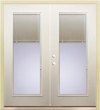 menards patio doors. Mastercraft  French with Mini Blinds Steel Patio Door from Menards 597 00 ReliaBilt 71 1 2 in Triple Pane Between Glass