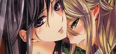 """Manga Review: Citrus Band 1-6 """"Neue Schule, Neue Liebe?"""" Saburouta Erfolgs Manga Citrus wurde von mir auf die Probe gestellt. Meine erste Yuri Erfahrung.... Doch wie sehr hat mir der Manga gefallen?  http://miichans-blog.de/citrus-band-1-6"""