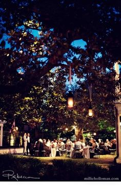 Night wedding by LFF