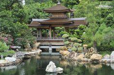 Самый красивый парк города.  http://www.ritc.com.hk/