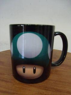 Caneca em porcelana 1 up! R$ 35,00  www.elo7.com.br/dixiearte