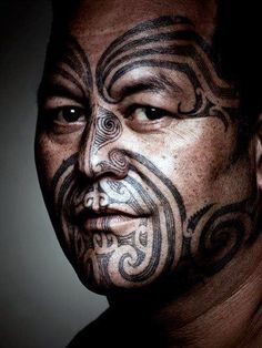 The Maori Tattoo has enjoyed a lot of success in the world of tattoo art. Here we look in detail at the history and values of the Maori tattoo. Maori Face Tattoo, Maori Tattoos, Ta Moko Tattoo, Face Tattoos, Tattoo Art, Heart Tattoos, Tattoo Portrait, Borneo Tattoos, Warrior Tattoos