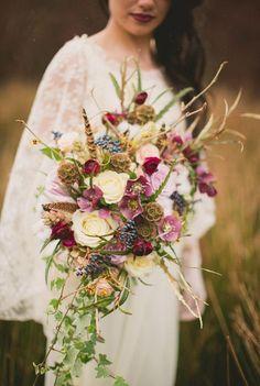 Un Bouquet Exubérant! | Sweet Félicité