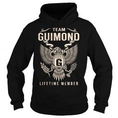 Cool Team GUIMOND Lifetime Member - Last Name, Surname T-Shirt T-Shirts