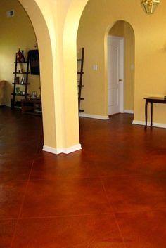 acid stain concrete floors memphis interior flooring memphis tn deas floor decor