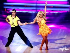 Arthur Murray Instructor, Shareef Rabih on Dancing with the Stars with Mikayella Lebanese Singer- Dancing the Salsa - Episode 1