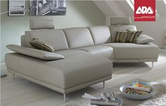 Sitzgarnitur ADA Rio Rio, Couch, Furniture, Home Decor, Cheap Sofas, Homes, Settee, Room Decor, Couches