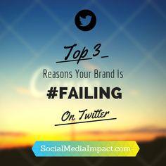 Social Media Impact, News Blog, Fails, Reading, Twitter, Tops, Make Mistakes, Reading Books
