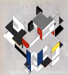 De Stijl Movement: Theo van Doesburg