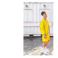 Olly Alexander @ollyyears yllow ✏️☀...Instagram photo | Websta (Webstagram)