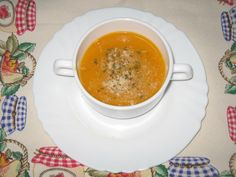 Sopa de Camarão   SaborIntenso.com