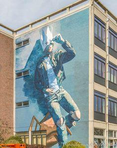 The Crystal Ship #15: Matthew Dawn #StreetArt #MatthewDawn #Graffiti #StreetArtPhotography #Oostende #TheCrystalShip