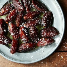Renee Erickson's Sautéed Dates recipe on Food52