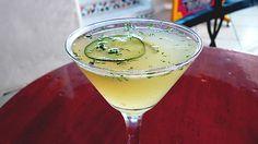 #Martini de Pepino en #restaurant #sirocco #acapulco #mexigers #mextagram #mexico #df #mty #gdl #qro #puebla #cuerna #toluca #guerrero #paella #tapas #gourmet