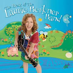 The Goldfish - The Laurie Berkner Band | Children's Music...: The Goldfish - The Laurie Berkner Band | Children's Music… #ChildrensMusic