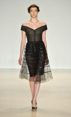Lela Rose Fall Fashion Week NYC February 2014