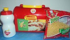 Lonchera Pastas Zonia. Un producto de la Organización Solarte. www.organizacionsolarte.com