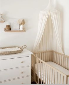Baby Nursery Decor, Baby Bedroom, Baby Boy Rooms, Baby Decor, Nursery Room, Nursery Ideas, Ikea Baby Room, Girl Rooms, Girl Nursery