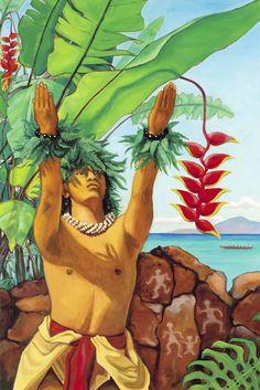 Hawaiian Art  www.resorticahawaii.com