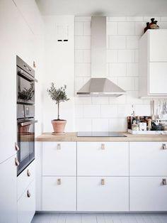 53 Best White Kitchen Design and Decor Ideas