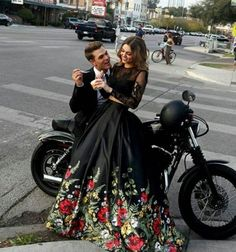 Outlet Comely 2019 Prom Dresses, Lace Black Prom Dresses, Lace Prom Dresses, Long Sleeves Prom Dresses Black Lace Prom Dress Prom Dresses Long Sleeves Prom Dress Prom Dress Black Two Pieces Prom Dress Prom Dresses 2019 Prom Dress Black, Prom Dresses Two Piece, Prom Dresses Long With Sleeves, Backless Prom Dresses, Dress Prom, Party Dress, Sherri Hill Prom Dresses, Prom Party, Floral Formal Dresses