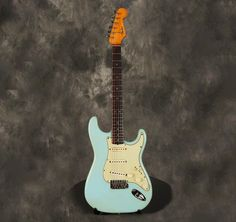 1964 Fender Stratocaster Daphne Blue