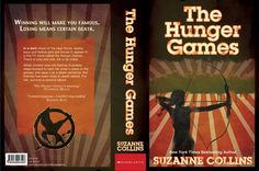 book covers hunger games - Google Search