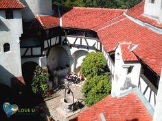 Romania - Bran Castle (Dracula Castle) Dracula Castle, Romania