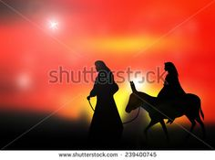 Stock Images similar to ID 18183721 - three wise men on camel back...