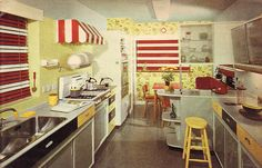 Homes And Gardens  March 1964  Book of Kitchens