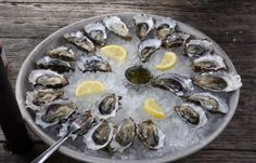 Thank goodness it's oyster season on Tybee Island! Won't you join us for lunch?