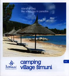 https://flic.kr/p/W9MXpZ | Camping village simuni - island of pag, like a holiday in paradise; 2015_1, Zadar co., Croatia