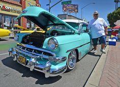 Bomb Lowrider Chevy
