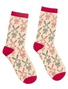 Look what I found from Out of Print! Alice in Wonderland literary socks – Out of Print #OutofPrintClothing