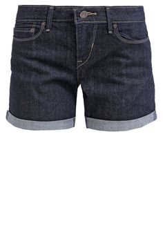 Levis® CUFFED SHORT Jeans shorts ace rinse Meer info via http://kledingwinkel.nl/product/levis-cuffed-short-jeans-shorts-ace-rinse/
