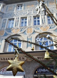 Christmas market in #Munich #Germany #EuropeanTravel