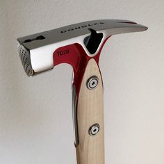 Douglas Hammer, Framing Hammer, Hammer Tool, Magnetic Nails, Homemade Tools, Wood Tools, Tool Storage, New Model, Power Tools
