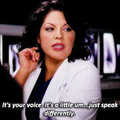 Kepner, I need you to speak differently.