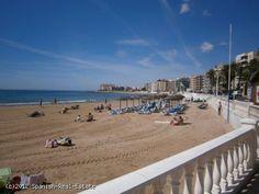 Playa de Los Locos. Torrevieja