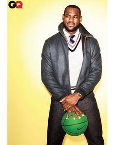 Man of Style - LeBron James