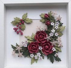Quilling craft - Quilling Deco Home Trends Neli Quilling, Quilled Roses, Paper Quilling Flowers, Paper Quilling Cards, Quilling Work, Paper Quilling Patterns, Quilled Paper Art, Paper Flowers Craft, Quilling Craft