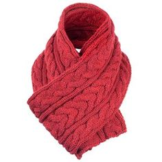A warm scarf is a must have accessory for winter and Peregrine Clothing's bright Aran Scarf (£29) offers both style and substance when the temperature drops. Available at Notting Hill based Wolf & Badger, a unique lifestyle brand showcasing and retailing the finest in independent fashion and design. http://www.wolfandbadger.com/