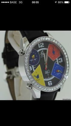 Five-timezone-watch
