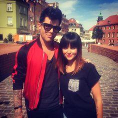 08/27/15 Adam Lambert in Poland