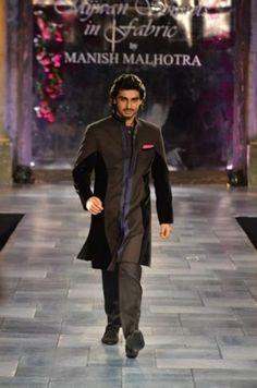 Manish Malhotra Men Sherwani Designs 2012 at Mijwan Fashion Week 2012