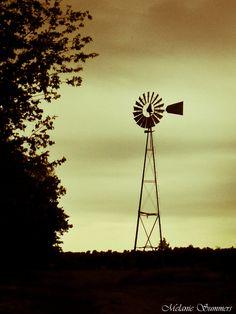 Windmill in Jefferson County Kansas