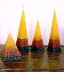 Resultado de imagem para velas artesanais rusticas