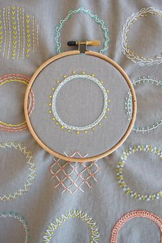 All Purl Soho patterns and kits are so simple and so beautiful - -  and so expensive; but good for them, if they introduce more people to hand crafts.  learn-to-embroider-beauty-600-34