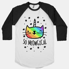 So Meowgical | T-Shirts, Tank Tops, Sweatshirts and Hoodies | HUMAN